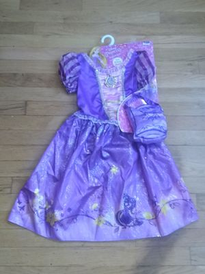 Disney Princess Rapunzel Dress w Bonus Purse Brand New for Sale in Seattle, WA