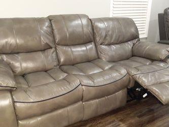 Bob's Furniture Reclining Sofa for Sale in Westland,  MI