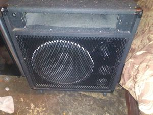 Large concert speaker on wheels for Sale in Vero Beach, FL