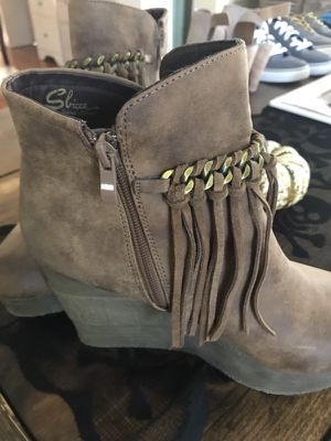 Fringe boots for Sale in Raleigh, NC