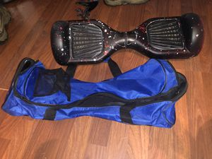Hoverboard with bag for Sale in Chester, VA