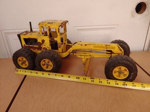 1970s TONKA truck Plow toy rusty patina. Works great for Sale in Orange, CA