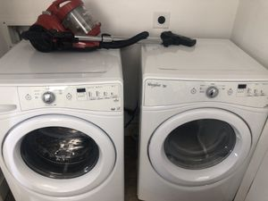 Washer & Dryer Duet/ Combo for Sale in Houston, TX