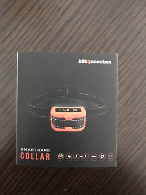 Smart dog bark collar NEW for Sale in Land O Lakes, FL