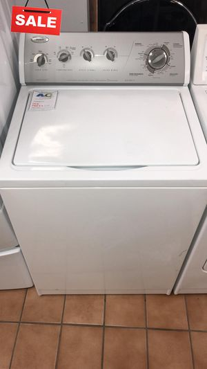 FIRST COME!!CONTACT TODAY! Washer Whirlpool High Efficiency #1489 for Sale in Silver Spring, MD