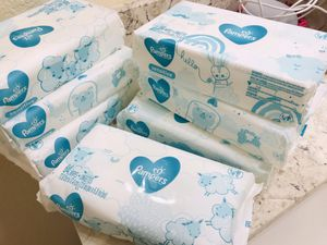 7x64 pampers baby wipes for Sale in San Diego, CA