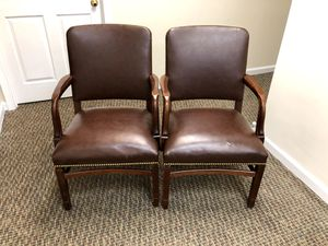 A Pair Of Office / Waiting Room Chairs. for Sale in Woodbridge, VA