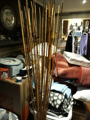 Standing bamboo decor for Sale in Tacoma, WA