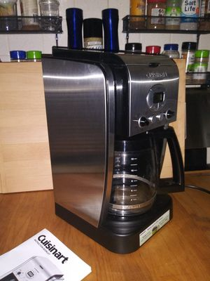 CUISINART COFFEEMAKER for Sale in Olympia, WA