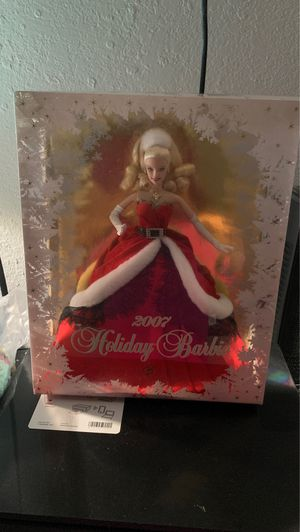 2007 Holiday Barbie for Sale in Murrieta, CA