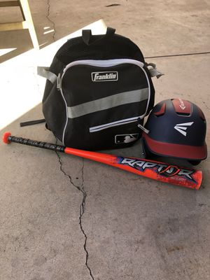 Youth baseball bundle for Sale in Los Alamitos, CA