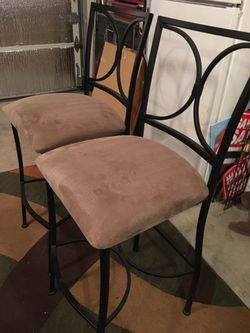 Pair Of Bar Stools for Sale in Damascus,  OR