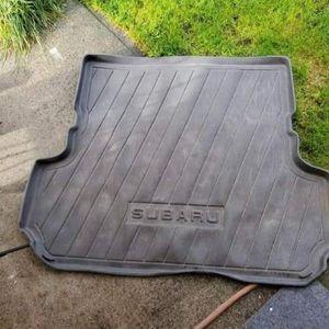 Subaru Rear Floor Mat for Sale in Lynnwood, WA