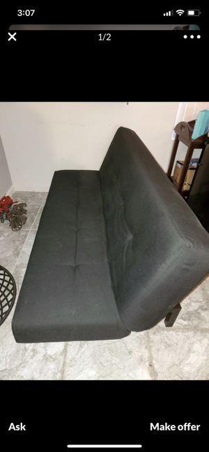 Like New- Black Futon for Sale in Atlanta, GA