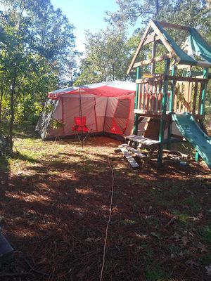 Giant 3 room tent for Sale in West Columbia, SC