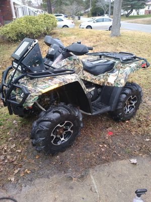 2008 can am 800 outlander for Sale in Virginia Beach, VA
