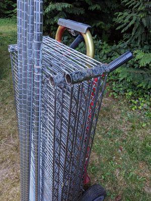 Industrial Food Grade Metal Rack $60 for Sale in Bonney Lake, WA