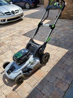 Ego Self propelled lawnmower for Sale in Orlando, FL