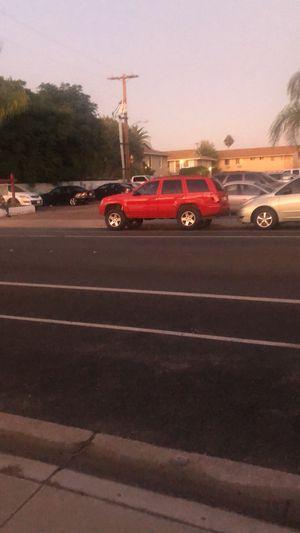 Jeep Grand Cherokee for Sale in El Cajon, CA