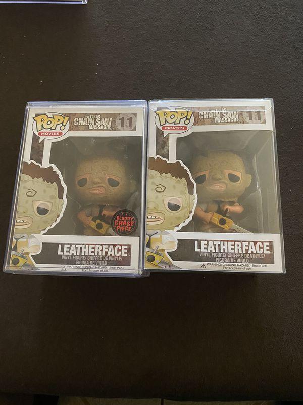 Funko pop leatherface set