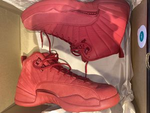 Retro Air Jordan 12 size 11 100% authentic. Original box included for Sale in Edgewood, MD