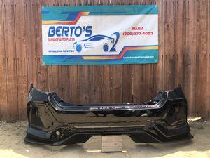 2016-2018 Honda Civic Hatchback Sport Rear Bumper for Sale in Jurupa Valley, CA