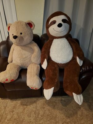 Big Stuffed Animals for Sale in Las Vegas, NV