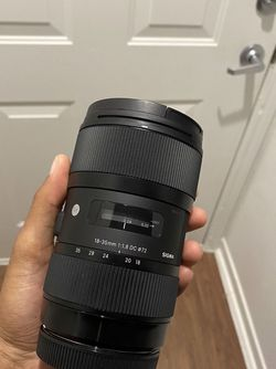Sigma 18-35 for Sale in Conroe,  TX