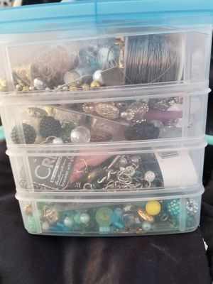 Beads, charms, chains and more for Sale in Lodi, CA