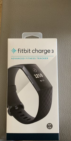 New Fitbit Charge 3 for Sale in Tampa, FL