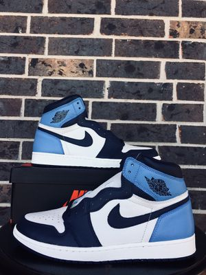 Air Jordan 1 Retro High OG Obsidian for Sale in Houston, TX