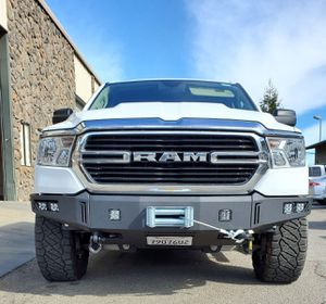 2019-2020 RAM 1500 High Clearance Winch Bumpers • front/rear for Sale in Queen Creek, AZ