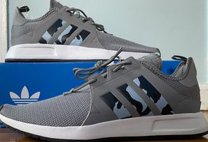 Adidas Original X_PLR Grey Camo Blue Men's for Sale in New Hyde Park, NY