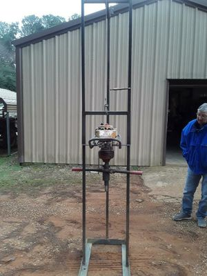 Rockwell portable water well driller for Sale in Gladewater, TX