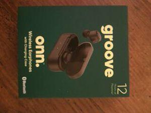 Onn GROOVE wireless earphones for Sale in Washington, DC