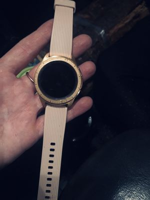Samsung gear 4 smart watch for Sale in Vancouver, WA