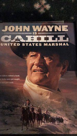 John Wayne dvd for Sale in Hanover, PA