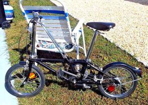 Vintage folding bike daHon for Sale for sale  Newark, NJ