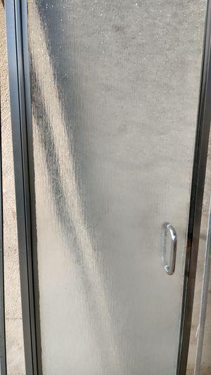 Frameless tempered glass shower door. for Sale in Spring Valley, CA