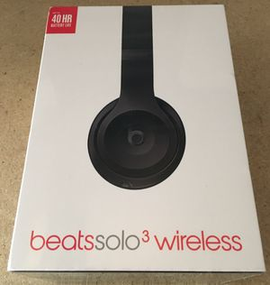 Beats solo 3 wireless for Sale in San Leandro, CA