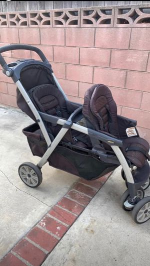Chicco Double Stroller for Sale in Burbank, CA
