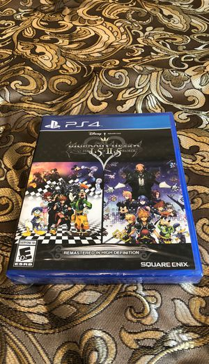 Kingdom Hearts HD 1.5 + 2.5 Remix for Sale in Coral Springs, FL
