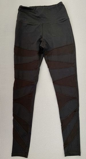 Buff Bunny black and mesh leggings for Sale in New Port Richey, FL