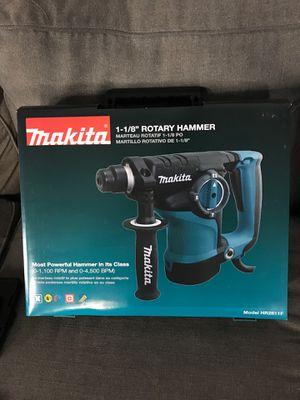 Makita rotary hammer drill New for Sale in Arlington, VA