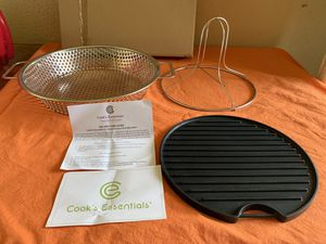 Cooks Essentials 3 piece for 15.00 new or take 2 sets for 25.00 Mpu by south Flores and E Harlan for Sale in San Antonio, TX