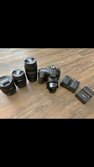 Canon 80D Camera for Sale in Clearwater, FL