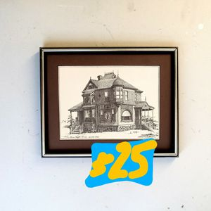 Albert Dale Minear - Waffle House - 57 Of 500 Artist Signed Prints for Sale in Santa Ana, CA