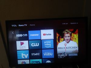 TCL Roku Smart TV 32 inch for Sale in Tulsa, OK