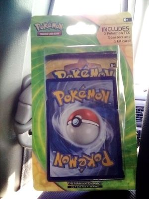 Pokemon double booster pack for Sale in Fresno, CA