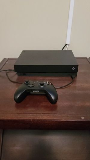 Xbox One X for Sale in Pittsburg, CA